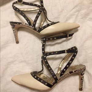 89762f4c49ea53 Sam Edelman Shoes - SAM EDELMAN Ocie Studded Pointed Toe Pumps